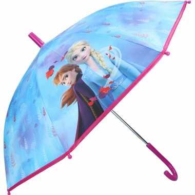Disney frozen 2 kinderparaplu voor meisjes 71 cm