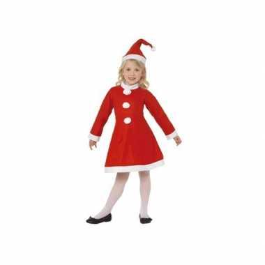 Feestelijke kerst outfit voor meisjes