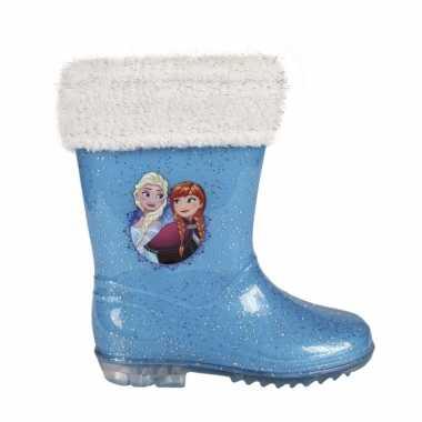 Frozen regenlaarzen voor meisjes