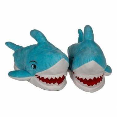 Haaien pantoffels voor meisjes