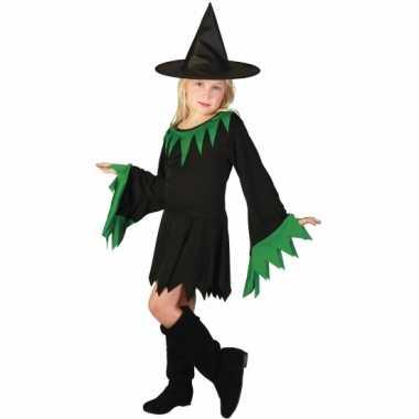 Heksen outfit voor meisjes
