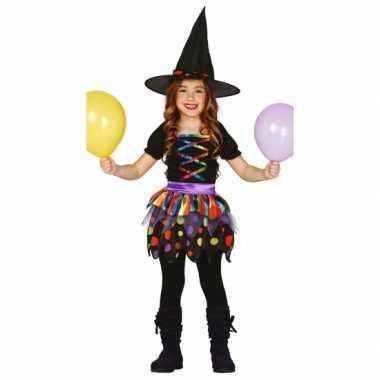 Heksenjurk voor meisjes