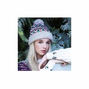 Meisjes blizzard wintermuts voor dames