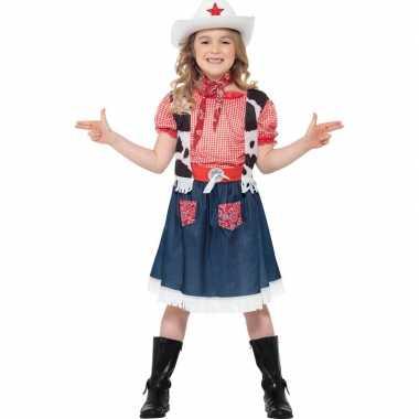 Meisjes cowboy kleding