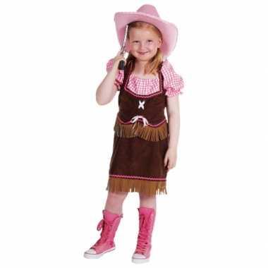 Meisjes cowgirl kostuums meiden