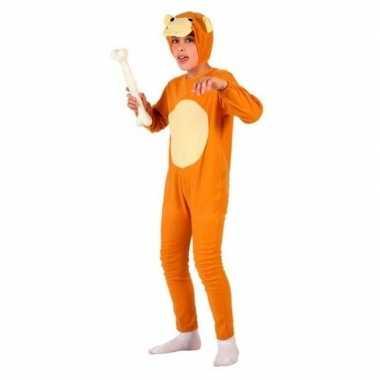 Meisjes dierenpak hond/honden verkleed kostuum voor kinderen