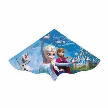 Meisjes gekleurde frozen vlieger voor kinderen