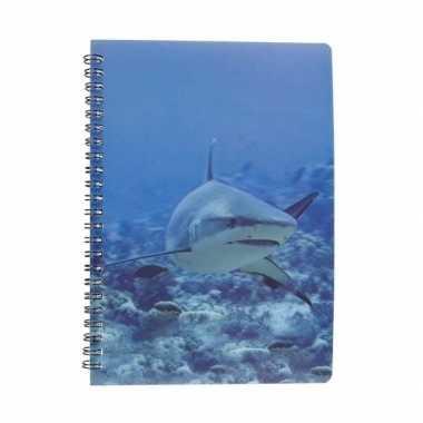 Meisjes haaien schrift 3d 21cm