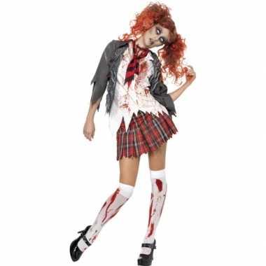 Meisjes horror zombie pak voor dames