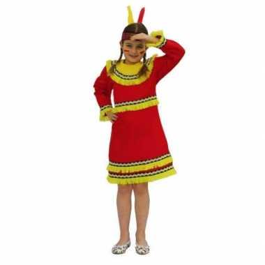 Meisjes indianen verkleedkleding voor meiden