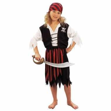 Meisjes piraten feestkleding voor meiden