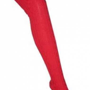Meisjes rodetiroler sokken voor dames