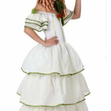 Meisjes western meiden jurk