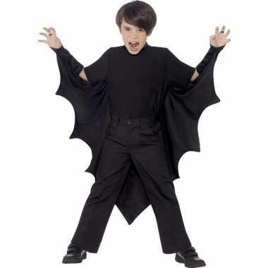 Meisjes zwarte vleermuis vleugels voor kinderen