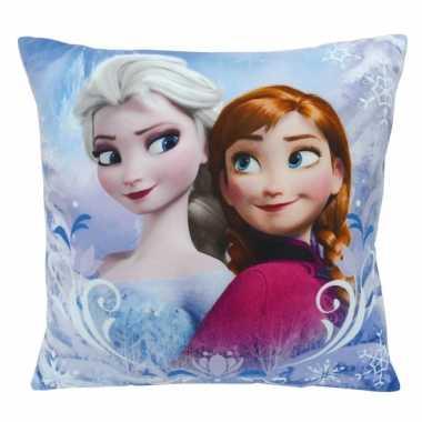 Meisjeskamer frozen kussen elsa