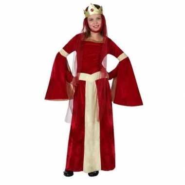 Middeleeuwse prinses koningin eleanor voor meisjes