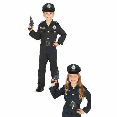 Politie agent verkleed kostuum voor /meisjes