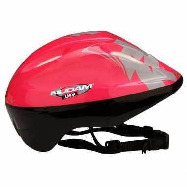 Roze helm voor meisjes