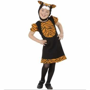 Tijgertje kostuum voor meisjes