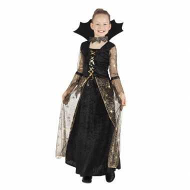 Verkleedkleding heks adrienne voor meisjes