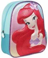 Disney de kleine zeemeermin rugtas rugzak 31 cm voor meisjes