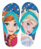 Frozen teenslippers anna en elsa voor meisjes