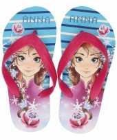 Frozen teenslippers anna voor meisjes