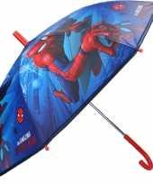 Marvel spiderman kinderparaplu voor meisjes 71 cm