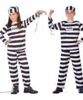Meisjes boef boeven verkleed pak kostuum voor kinderen