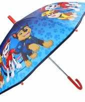 Paw patrol kinderparaplu voor meisjes 71 cm